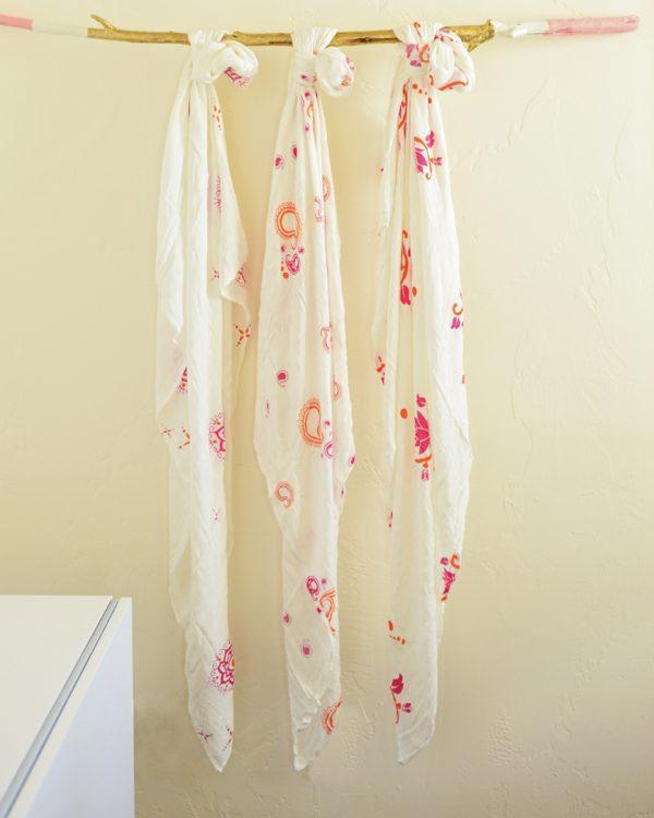 Pyara Bamboo Swaddle Blankets