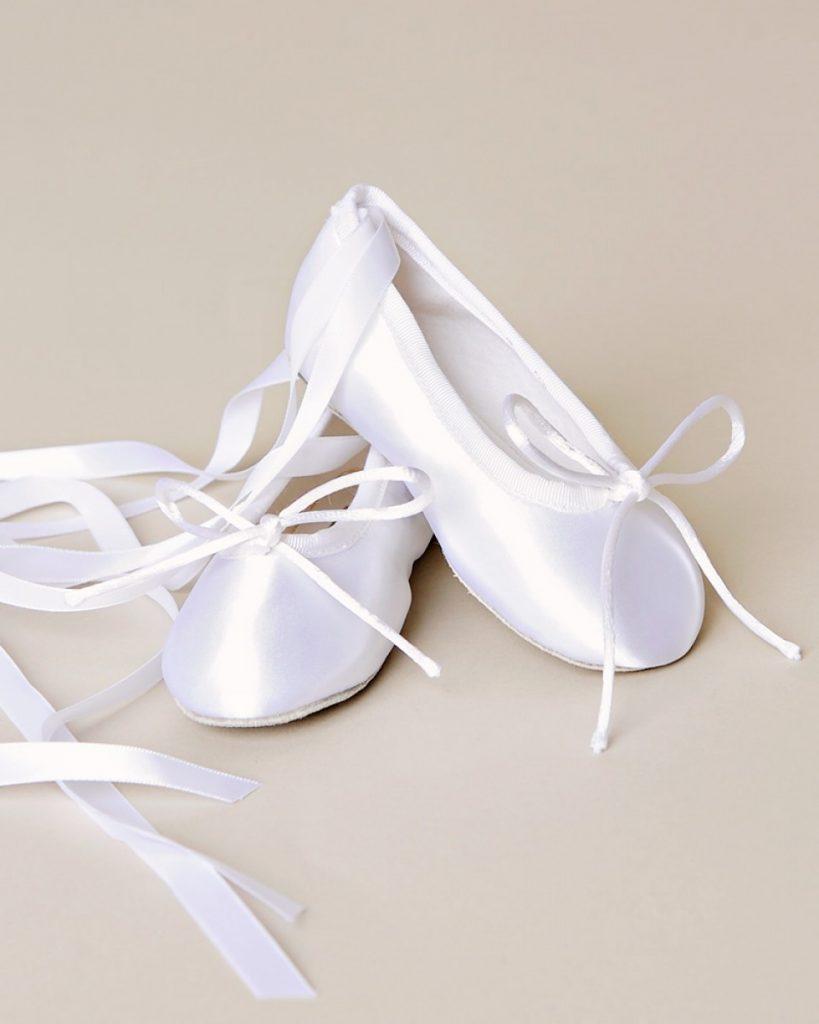 Ribbon Ballet Slippers