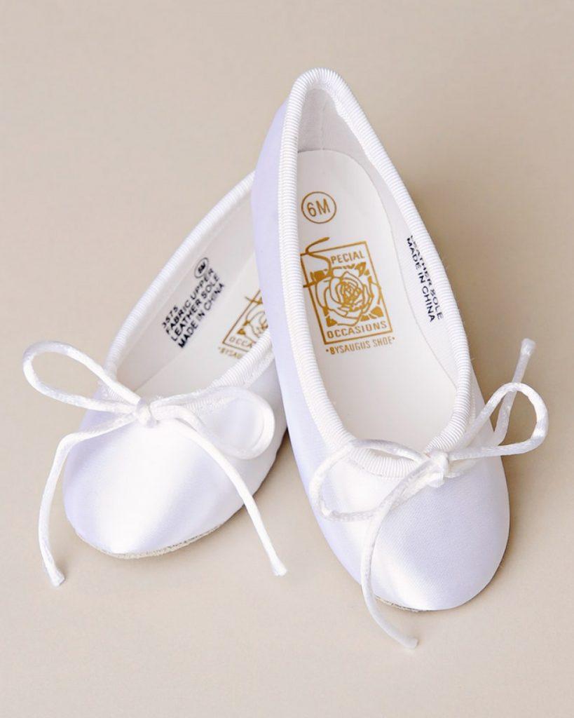 Satin Ballet Slippers