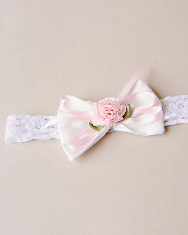 Touch of Pink Headband
