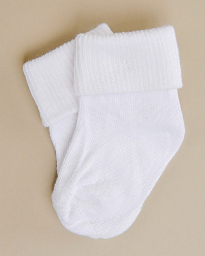 Triple Roll Socks