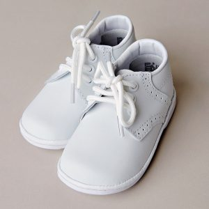 Leather Oxford Shoes - One Small Child