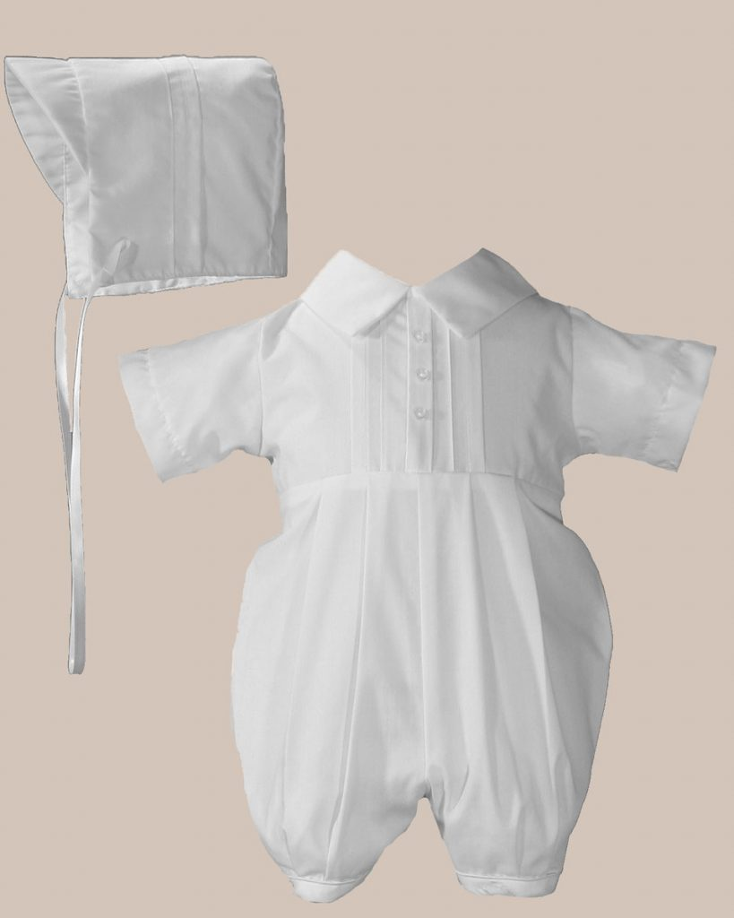 51907abca Christening Outfits for Boys - One Small Child