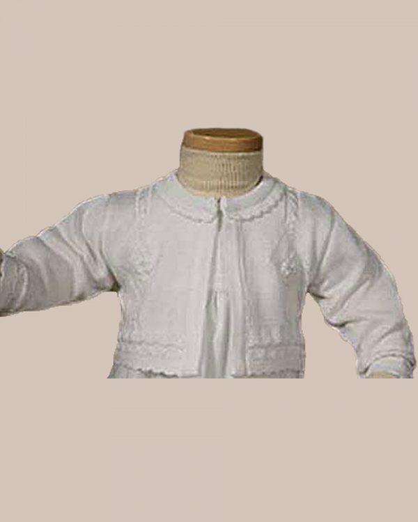 Girls Acrylic Knit Sweater - One Small Child
