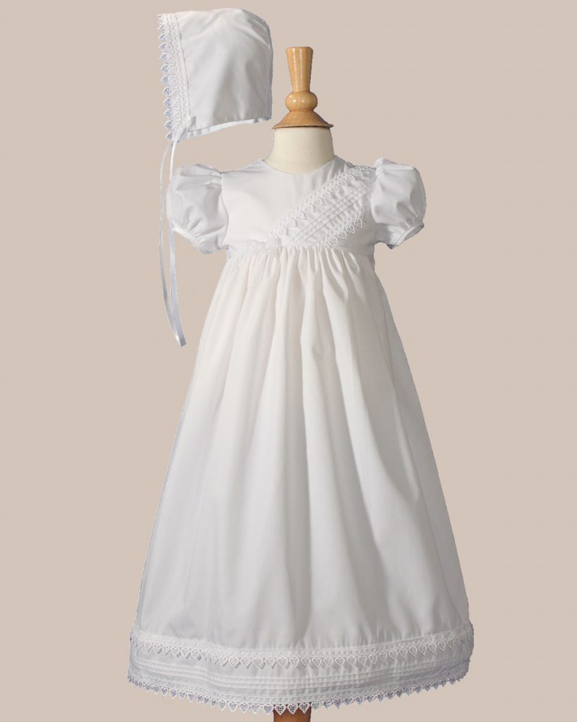 fd97f9799a21 Christening Gowns For Girls - One Small Child
