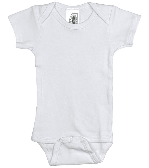 Unisex Cotton Knit Christening Onesie Coverall - One Small Child