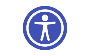Accessibility Logo - One Small Child